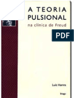 HANNS, Luiz - A teoria pulsional na clínica de freud