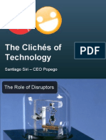 The Cliches of Technology