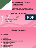 Presentación 2Cancer de mama