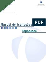 Manual de Instruções TopAcesso- MP04801-01