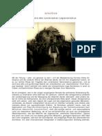 Evola, Julius - Das Drama Des Rumaenischen Legionarismus (5 S)