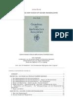 Evola, Julius - Grundrisse Der Faschistischen Rassenlehre (1943, 121 S., Text)