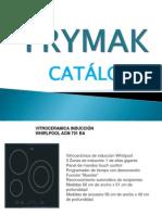 CATÁLOGO FRYMAK