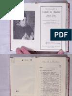 Introducción a Santo tomás de Aquino - Padre Ramírez OP