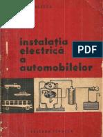 a Electrica a Automobilelor