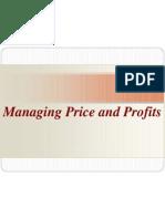 Managing Profit