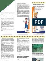 ADT-DO-335-003 Instrucciones para padres de niños con Oxigenoterapia domiciliaria