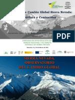 Presentación del Observatorio de Cambio Global de Sierra Nevada