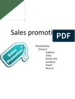 Sales Promotion_grp 5