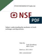 National Stock Exchange of India Ltd