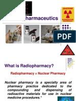 Radiopharmaceutics presentation1