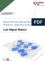Desarrollo de Aplicaciones Windows. Aspectos Avanzados (Ejemplo)