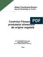 Curs Cumulat Control Fitosanitar