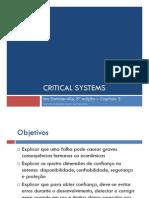 Capitulo 3 - Sistemas Criticos