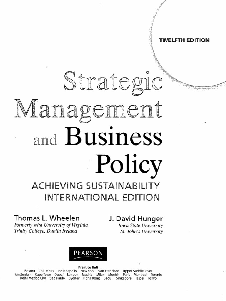 strategic analysis for marvel entertainment wheelen I twelfth edition business policy thomas l wheelen formerly  4 format for case analysis: the strategic audit 421 125 end  marvel entertainment was.