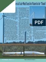 UPMag First Michigan Wind-Farm