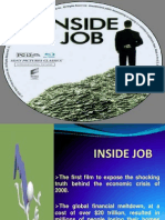 Inside Job Ppt