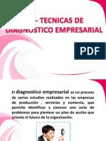 2.2. Tecnicas de Diagnostico rial