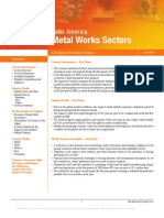 A Company and Industry Analysis- Latin America - Metal