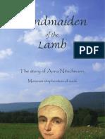 Handmaiden of the Lamb Anna Nitschmann