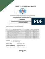 Proyeccion Informe Final