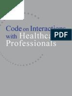 2008 PhRMA Marketing Code