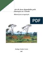 Recuperação de Áreas Degradadas pela Mineração no Cerrado - Rodrigo Studart