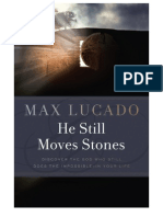 He Still Moves Stones - Discover the God Who Still Does the Impossible–In Your Life - Sample