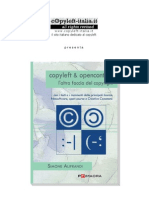 Simone Aliprandi - Copyleft & Open Content. L'Altra Faccia Del Copyright