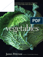 Recipes and Excerpt From Vegetables by James Peterson