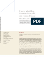 Protein Misfolding Functional Amyloid, And Human Disease - 2006