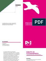 Diritti di Cittadinanza | Conferenze di Programma