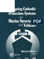 Designing Cathodic Protection Systems for Marine Structures and Vehicles ASTM Special Technical Publication 1370
