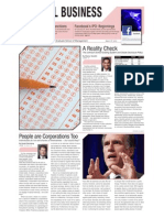 Cornell Business Journal, March 2012