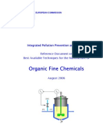 BREF Manufacture of Organic Fine Chemicals En