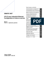 CP S7 Pour Industrial Ethernet