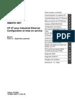 CP S7 Pour Industrial Ethernet