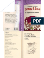 Loca Por La Ciencia Franny K. Stein El Monstruo de Calabaza