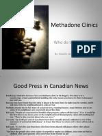 Methadone Power Point PDF