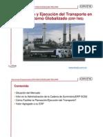 Infor ERP TMS Planeacion de Transporte