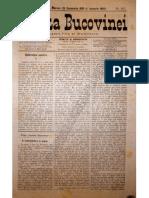Gazeta Bucovinei # 101, Duminica 20 Decembrie 1895 (1 Ianuarie 1896)