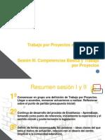 Presentacion Sesion III