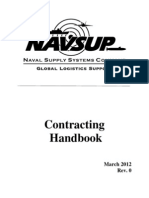GLS Contracting Handbook Final Draft 7MAR2012