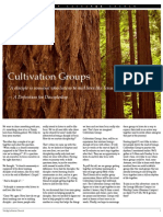 Cultivation Groups Info and Invitation (March 2012)