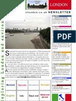 Insegnante Madrelingua Inglese Saint Paul's Church @ Italians in London newsletter 12