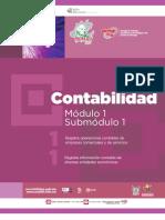 Guía Formativa Profesional Contabilidad 1-1, CECyTEH 2012