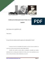 Evidências da Colaboração de Leon Trotsky com a Alemanha e o Japão III