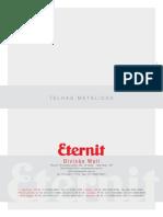 Catalogo - Telhas Metálicas ETERNIT