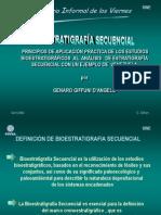 Bioestratigrafía Secuencial