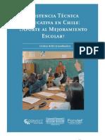 Asitencia Técnica educativa en Chile_¿Aporte al mejoramiento escolar